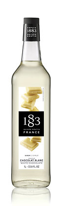 1883 Syrup White Chocolate