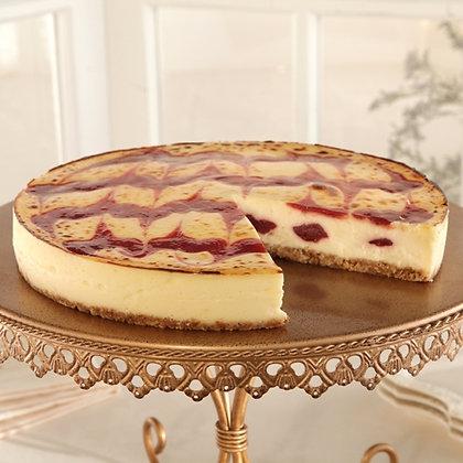Sweet Street Strawberry Brulee Cheesecake