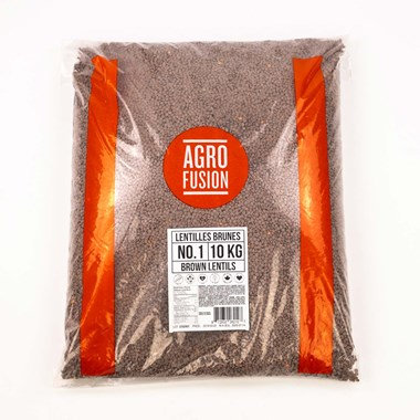 Agrofusion Brown Lentils