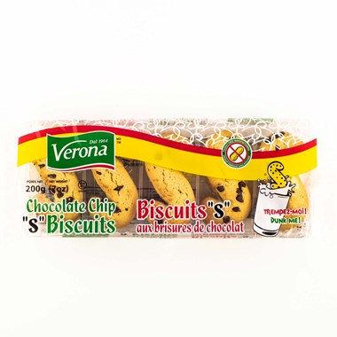 Verona S Cookies W/ Chocolate Chips