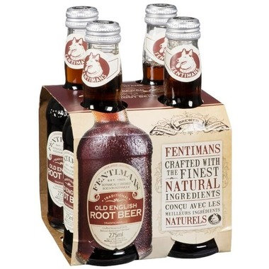 Old English Root Beer