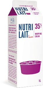 Nutrilait 35% Cooking Cream  1L