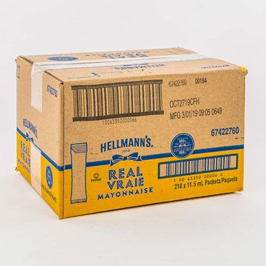 Real Mayonnaise Portion Pack