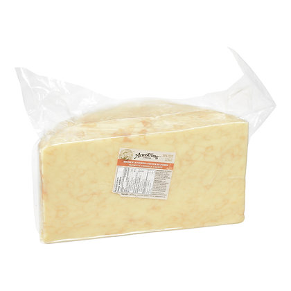 Armstrong Smoke Flavored Cheddar Wheel 4.5kg
