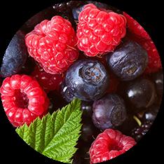 3 Berry Mix