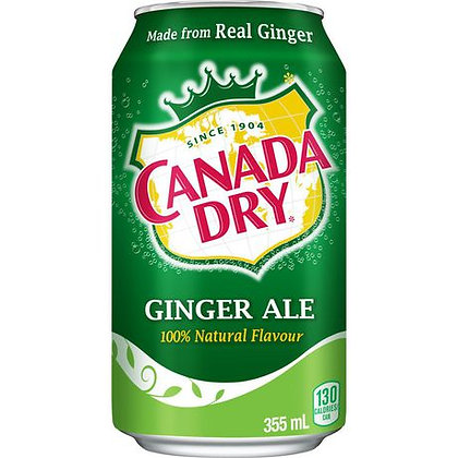 Canada Dry- Ginger ale