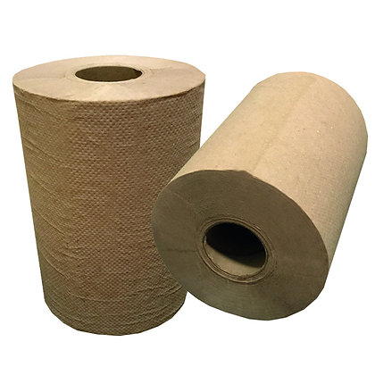 PUR Value® Roll Towels 77/8'' x 400', 2.1'' Core, Natural