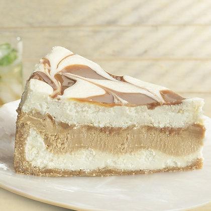 "Sweet Street Dulce de Leche Cheesecake 9"""