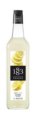 1883 Syrup Lemon
