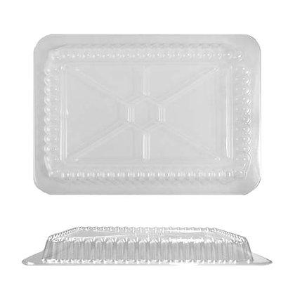 Chef Elite - Dome Plastic Lids - 2.25 lbs Oblong