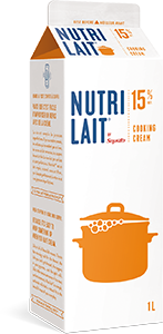 Nutrilait 15% Cooking Cream 1L