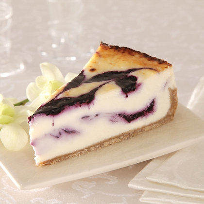 """Sweet Street Blueberry White Chocolate Cheese Brulée - 10"""""""