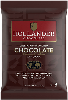 Hollander S.G. Chocolate Powder