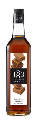 1883 Syrup Caramel