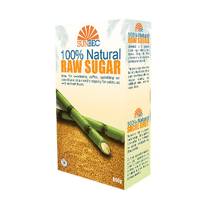 Sunbec Raw Sugar