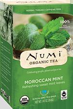 Numi Tea Morrocan Mint