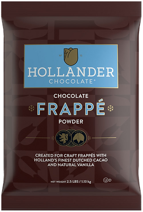 Hollander Chocolate Frappe