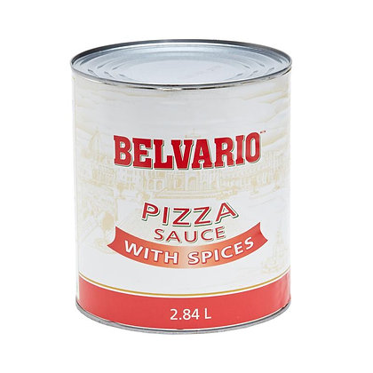 Pizza Sauce With Spices