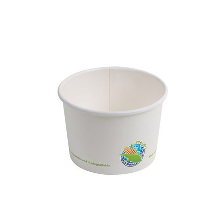 16oz Compostable Soup Cup - EcoCup
