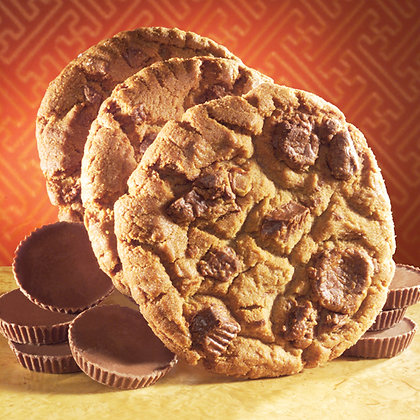 Sweet Street Peanut Butter Cookie made with REESE'S® Peanut Butter Cups