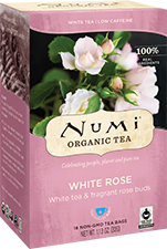 Numi Tea White Rose