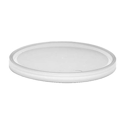 Table Accent-Flush Lid - LLDPE - Translucent