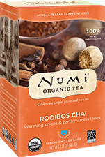 Numi Tea Golden Chai