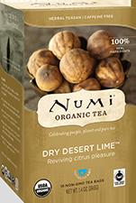 Numi Tea Dry Dessert Lime