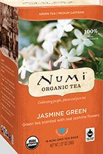 Numi Tea Jasmine Green