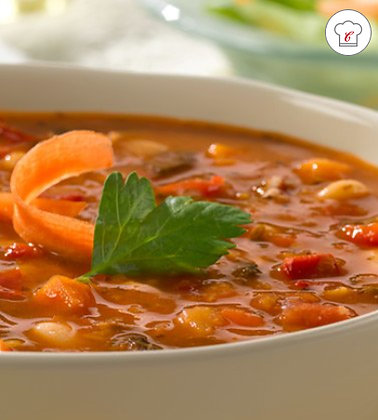Signature Vegan Vegetable Soup