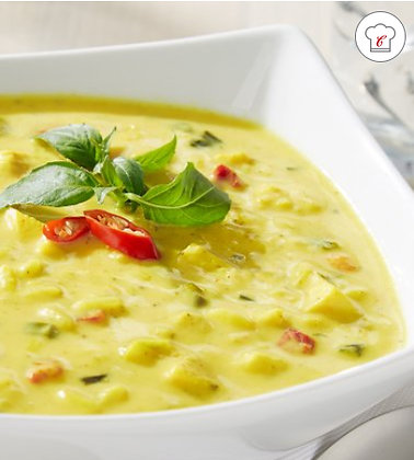 Verve® Green Thai-Style Curry Chicken Soup