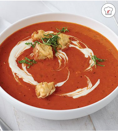 Verve® Tomato Roasted Red Pepper Bisque