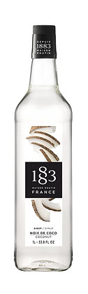 1883 Syrup Coconut