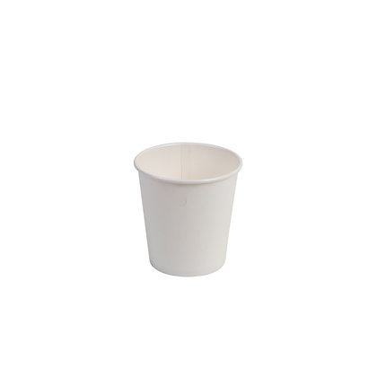 10oz Paper Hot Cup - White