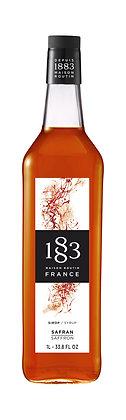 1883 Syrup Saffron