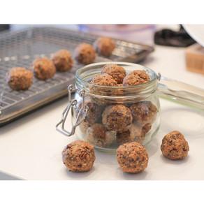 Chai Spice Coffee Balls
