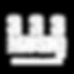333 MUSIC LLC logo 2 w slogan white no b