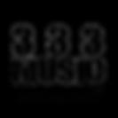 333 MUSIC LLC logo PNG.png