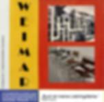 Plakatwettbewerb Weimar