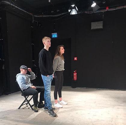 Theaterprojekt TUSCH