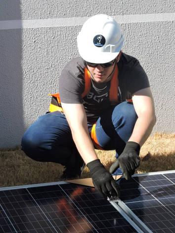 Instalador Fotovoltaico. Turma 1