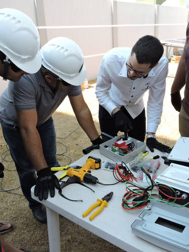 Instalador Fotovoltaico. Turma 2