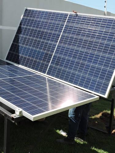 Instalador Fotovoltaico. Turma 3