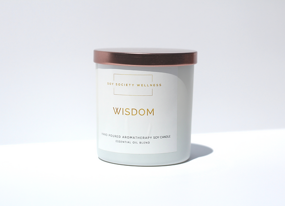 WISDOM CANDLE - New Fall!