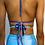 Thumbnail: Unicorn Two Tie String Halter Neck Crop Top