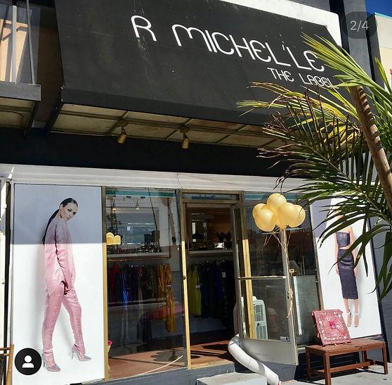 R Michelle store