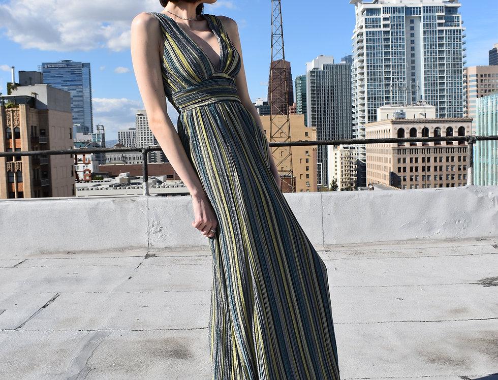 Young Goddess Maxi Dress
