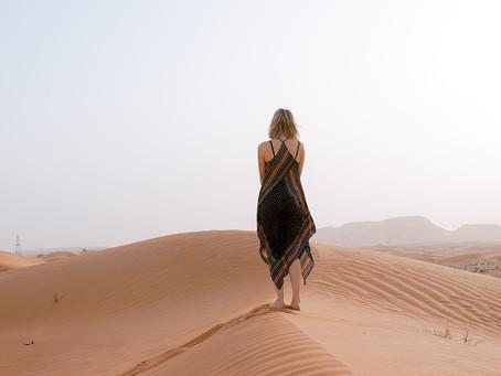 I Wandered Until...