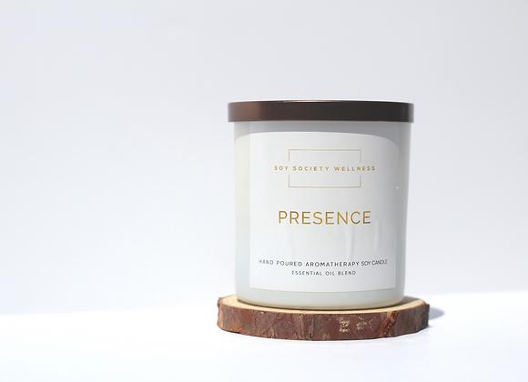 PRESENCE CANDLE - Brand Pick!