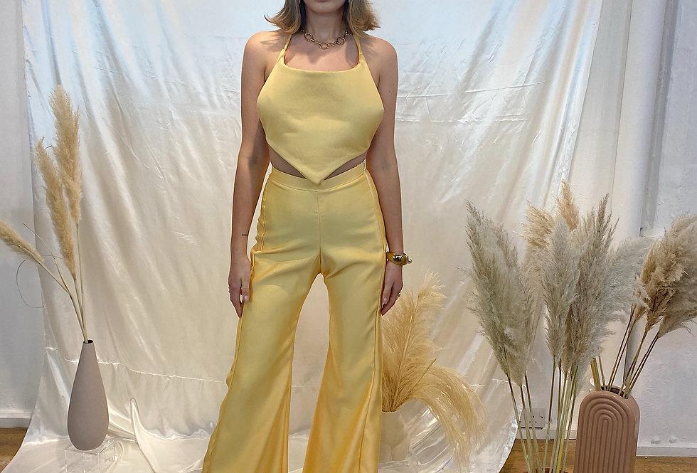 Pow Wow Yellow Pants